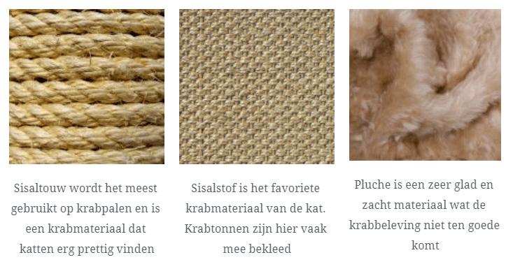 welk touw voor krabpaal, sisaltouw, sisalstof